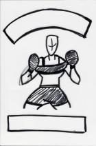 Dibujo Gestual  Cristiana